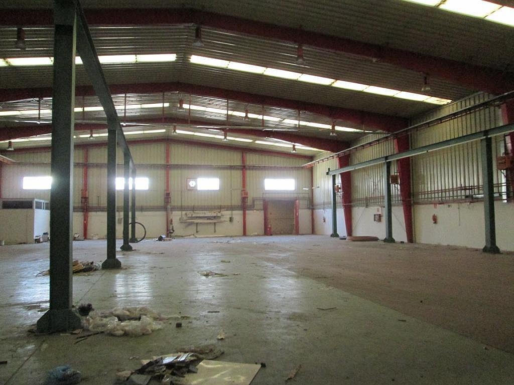 Planta baja - Nave industrial en alquiler en calle Morse, Centro en Getafe - 307427083
