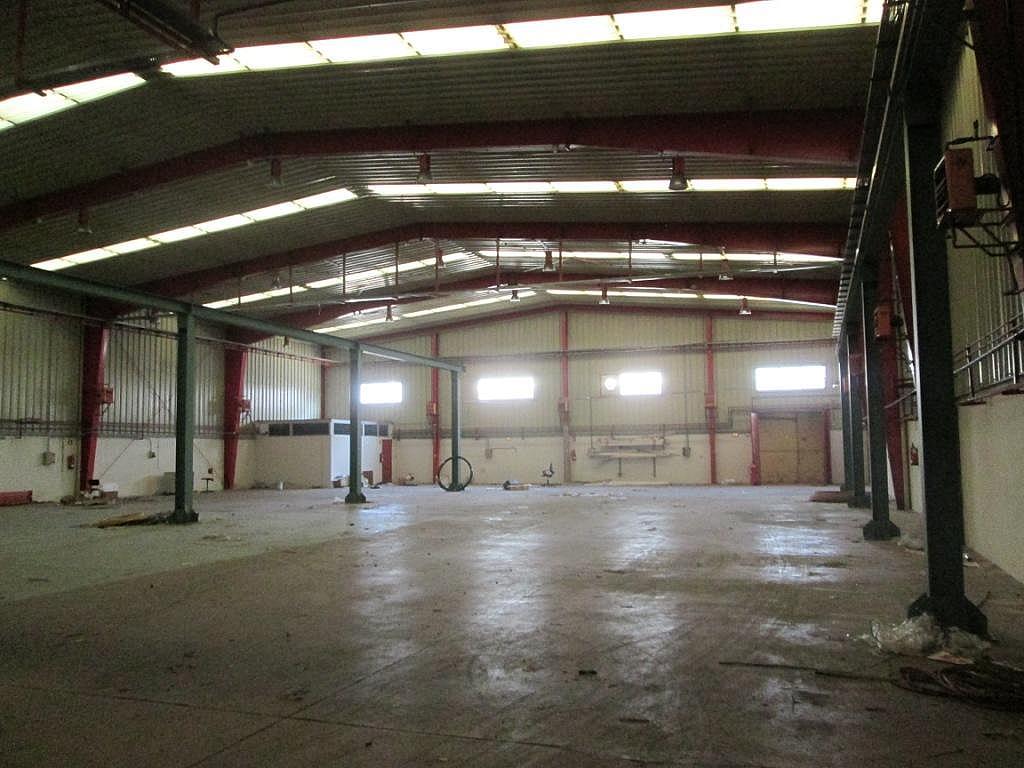 Planta baja - Nave industrial en alquiler en calle Morse, Centro en Getafe - 307427089