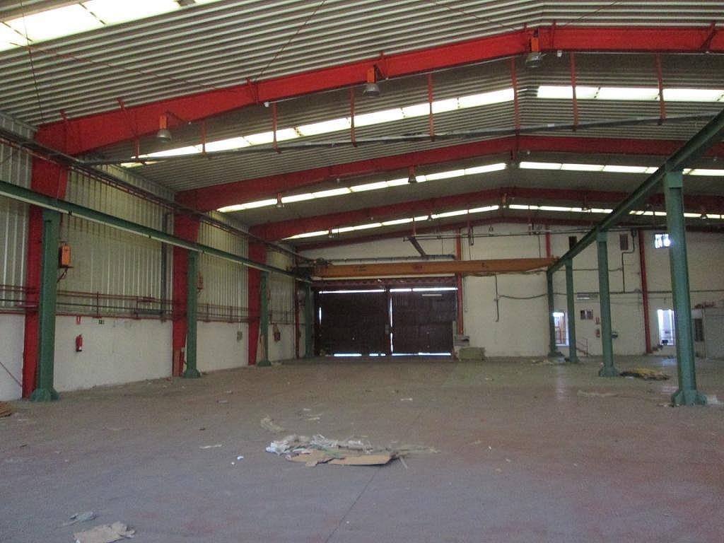 Planta baja - Nave industrial en alquiler en calle Morse, Centro en Getafe - 307427090