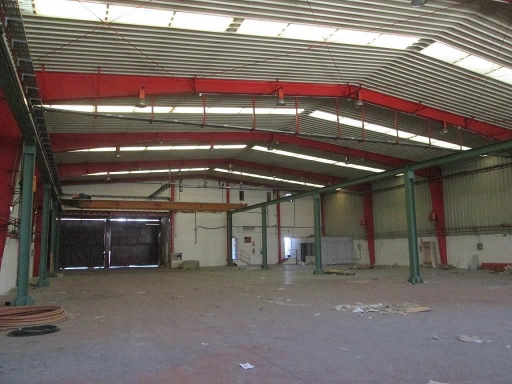 Planta baja - Nave industrial en alquiler en calle Morse, Centro en Getafe - 307427098