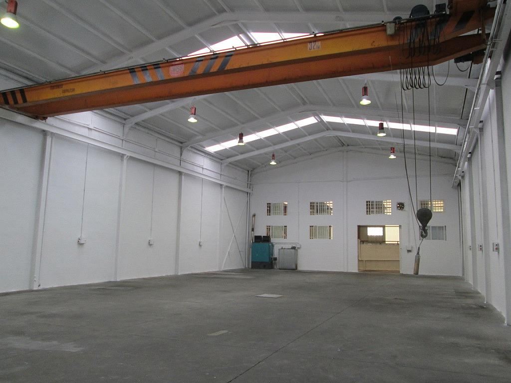 Planta baja - Nave en alquiler en calle Confianza, Centro en Getafe - 315270605