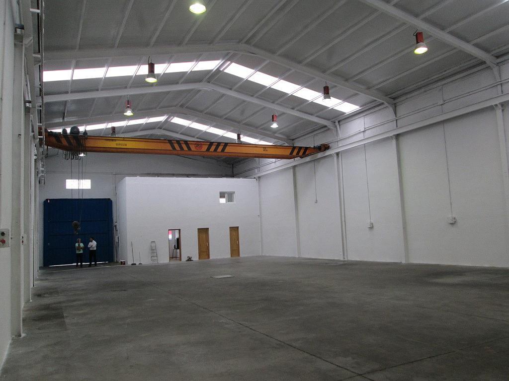 Planta baja - Nave en alquiler en calle Confianza, Centro en Getafe - 315270607
