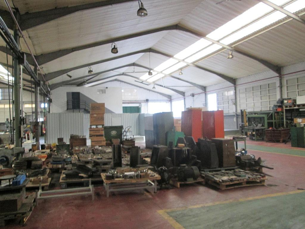 Planta baja - Nave industrial en alquiler en calle Albatros, Pinto - 322041889