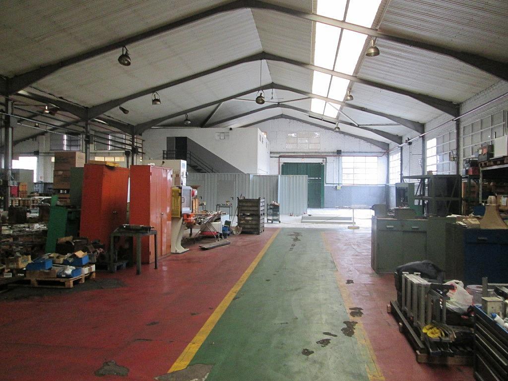 Planta baja - Nave industrial en alquiler en calle Albatros, Pinto - 322041890