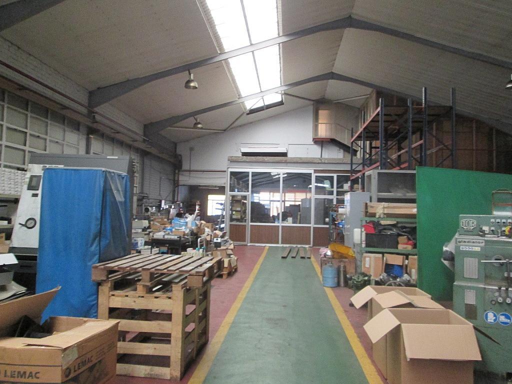 Planta baja - Nave industrial en alquiler en calle Albatros, Pinto - 322041892