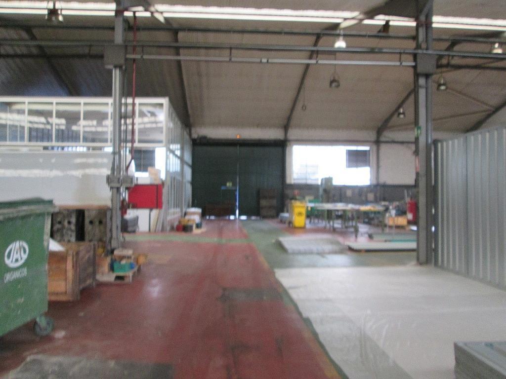 Planta baja - Nave industrial en alquiler en calle Albatros, Pinto - 322041893