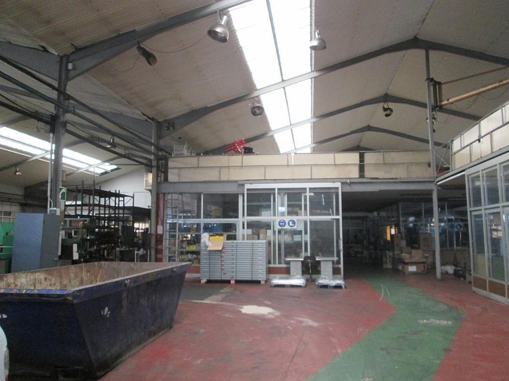 Planta baja - Nave industrial en alquiler en calle Albatros, Pinto - 322041895