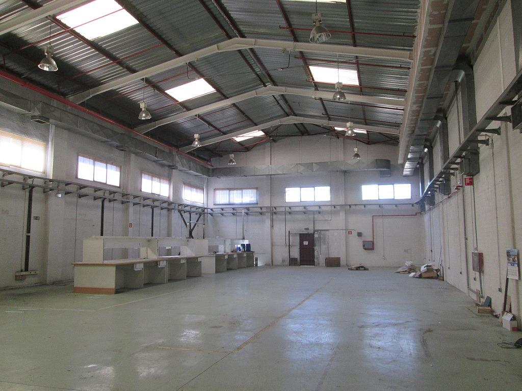 Planta baja - Nave industrial en alquiler en calle Bell, Centro en Getafe - 323902657