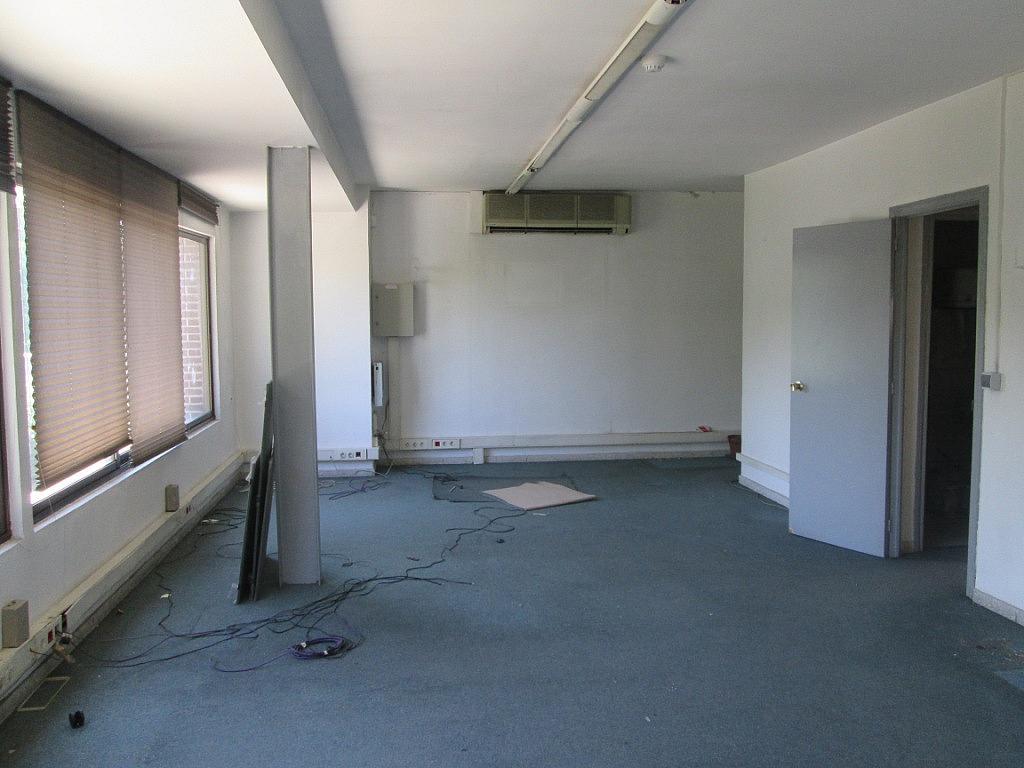 Oficina - Nave industrial en alquiler en calle Bell, Centro en Getafe - 323902661