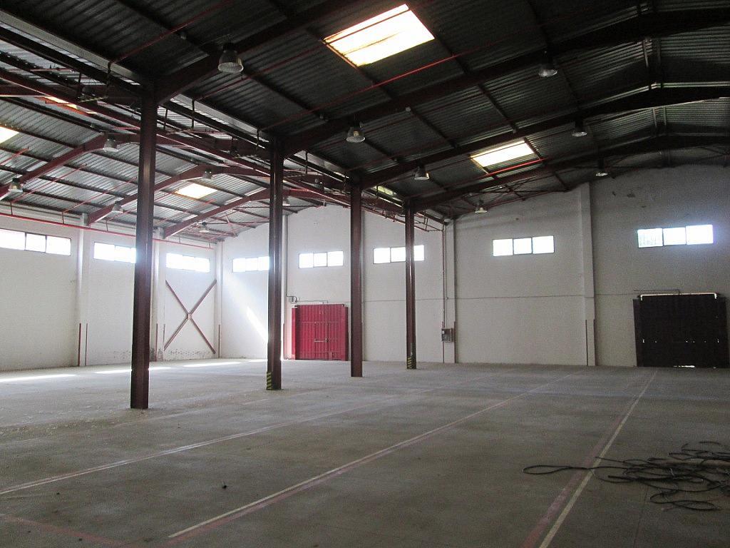 Planta baja - Nave industrial en alquiler en calle Bell, Centro en Getafe - 323902734
