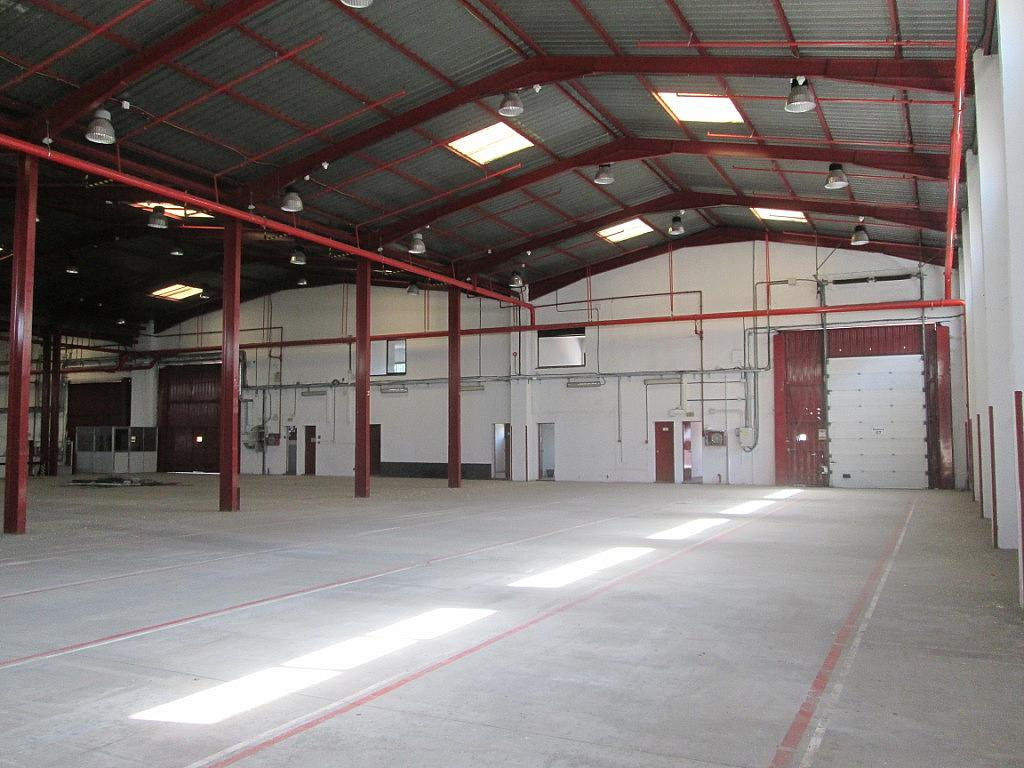 Planta baja - Nave industrial en alquiler en calle Bell, Centro en Getafe - 323902743
