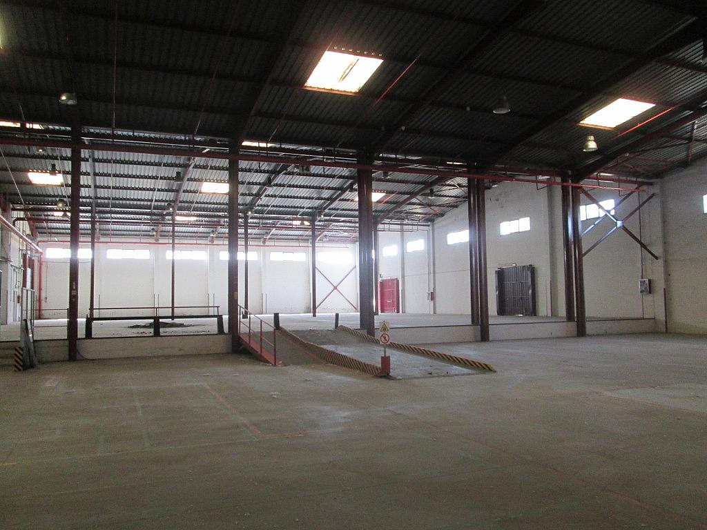 Planta baja - Nave industrial en alquiler en calle Bell, Centro en Getafe - 323902755