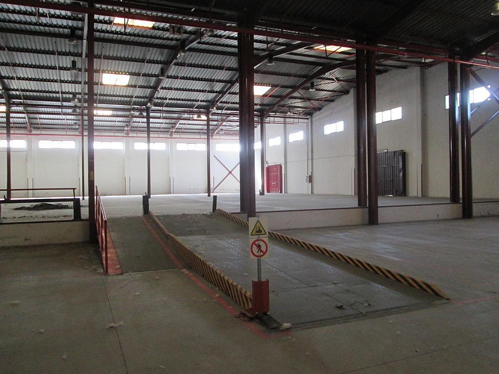 Planta baja - Nave industrial en alquiler en calle Bell, Centro en Getafe - 323902758