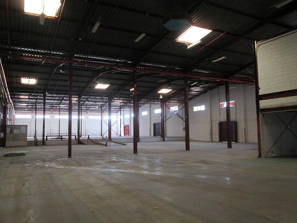 Planta baja - Nave industrial en alquiler en calle Bell, Centro en Getafe - 323902760