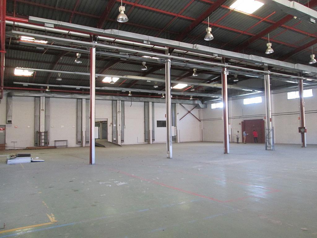 Planta baja - Nave industrial en alquiler en calle Bell, Centro en Getafe - 323902764