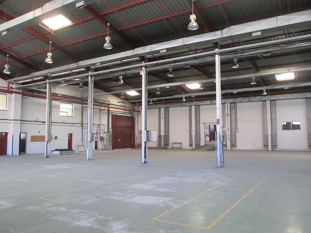 Planta baja - Nave industrial en alquiler en calle Bell, Centro en Getafe - 323902774