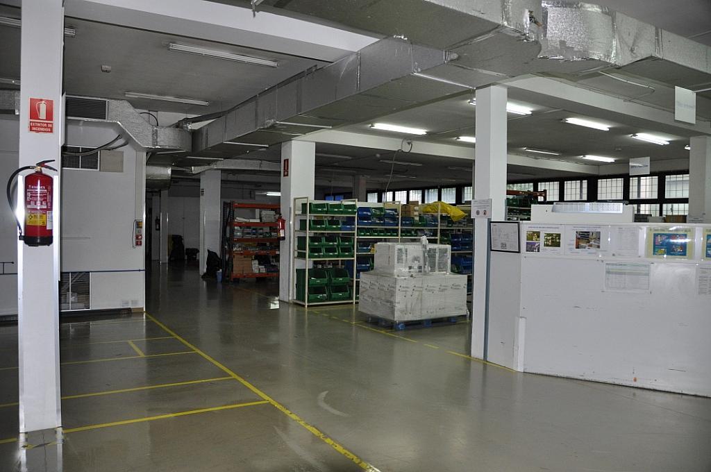 Planta baja - Nave industrial en alquiler en calle Otoño, Torrejón de Ardoz - 137105217