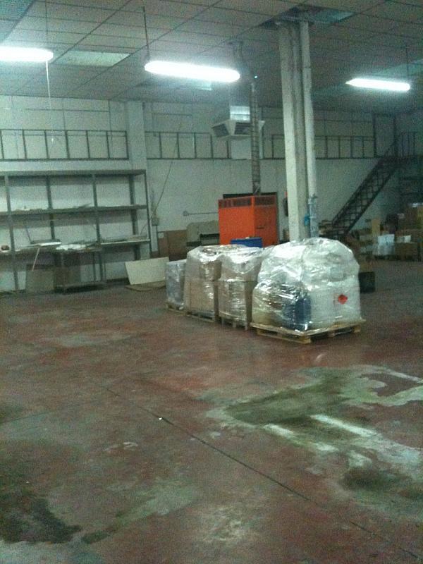 Planta baja - Nave industrial en alquiler en calle Caucho, Torrejón de Ardoz - 137106846