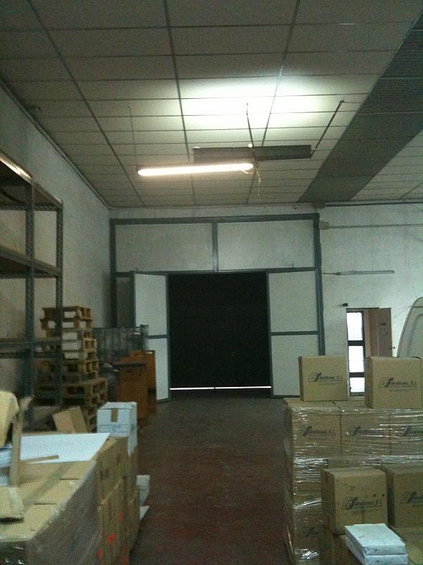 Planta baja - Nave industrial en alquiler en calle Caucho, Torrejón de Ardoz - 137106931