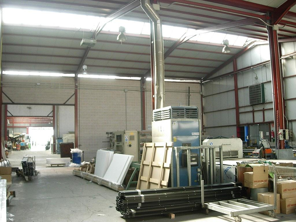 Planta baja - Nave industrial en alquiler en calle Abedul, Arganda del Rey - 137188745