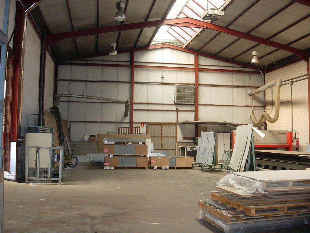 Planta baja - Nave industrial en alquiler en calle Abedul, Arganda del Rey - 137188752