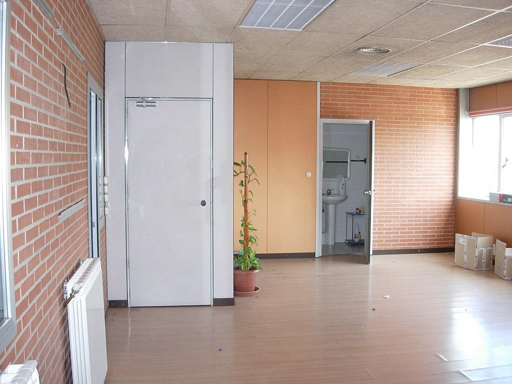 Zonas comunes - Nave industrial en alquiler en calle Abedul, Arganda del Rey - 137188765