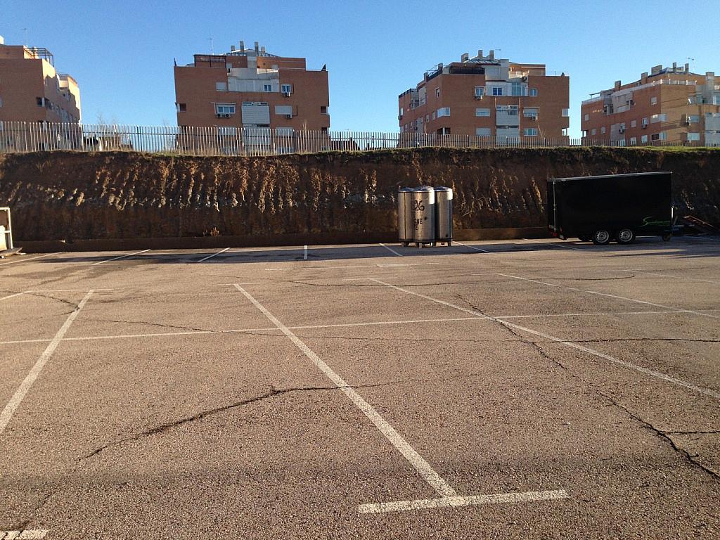 Patio - Nave en alquiler en calle De la Tuerca, Rivas-Vaciamadrid - 137190682