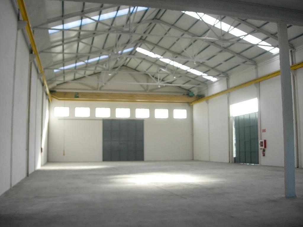 Planta baja - Nave industrial en alquiler en calle Herreros, Los Molinos en Getafe - 137675280
