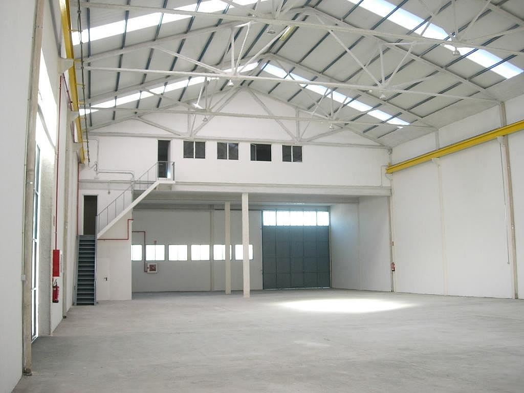 Planta baja - Nave industrial en alquiler en calle Herreros, Los Molinos en Getafe - 137675284