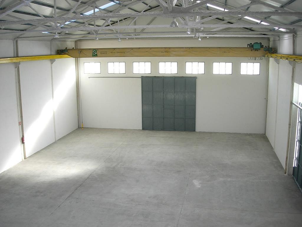 Planta baja - Nave industrial en alquiler en calle Herreros, Los Molinos en Getafe - 137675291
