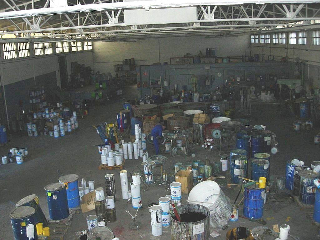 Planta baja - Nave industrial en alquiler en calle Del Acero, San Martín de la Vega - 138277951
