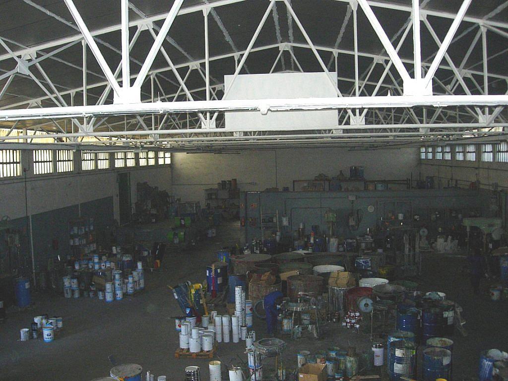 Planta baja - Nave industrial en alquiler en calle Del Acero, San Martín de la Vega - 138277958