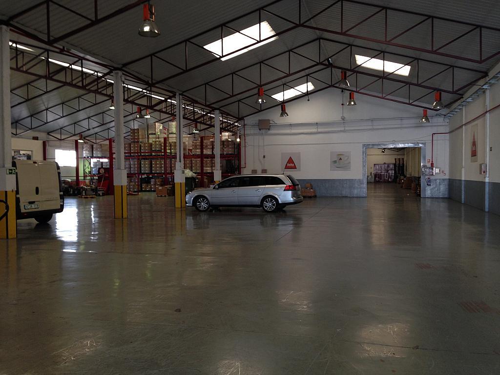 Planta baja - Nave industrial en alquiler en calle De Rey Pastor, Leganés - 138306102