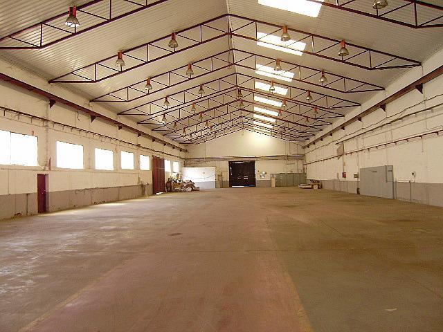 Planta baja - Nave industrial en alquiler en calle De Rey Pastor, Leganés - 138306143