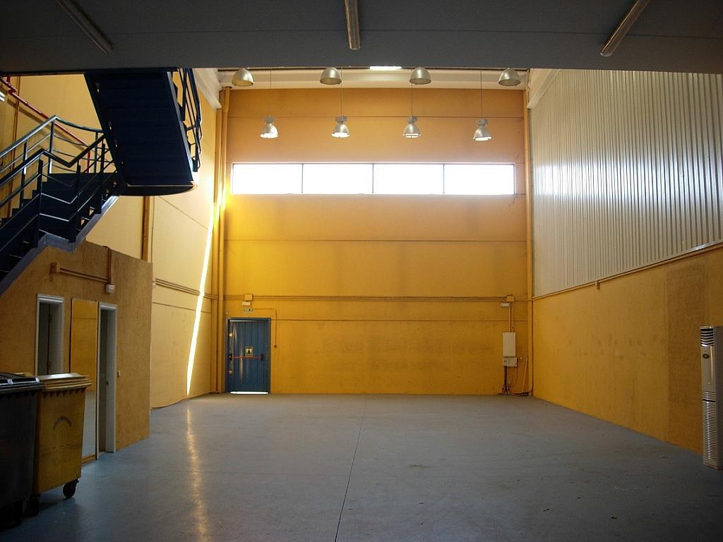 Planta baja - Nave industrial en alquiler en calle De Julio Palacios, Sur en Leganés - 138319411