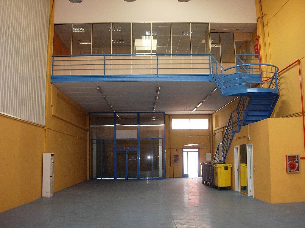 Planta baja - Nave industrial en alquiler en calle De Julio Palacios, Sur en Leganés - 138319414