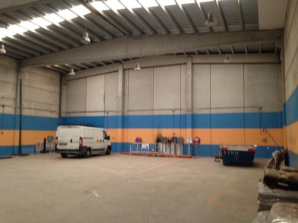 Planta baja - Nave industrial en alquiler en calle Puerto de Navacerrada, Móstoles - 138378542