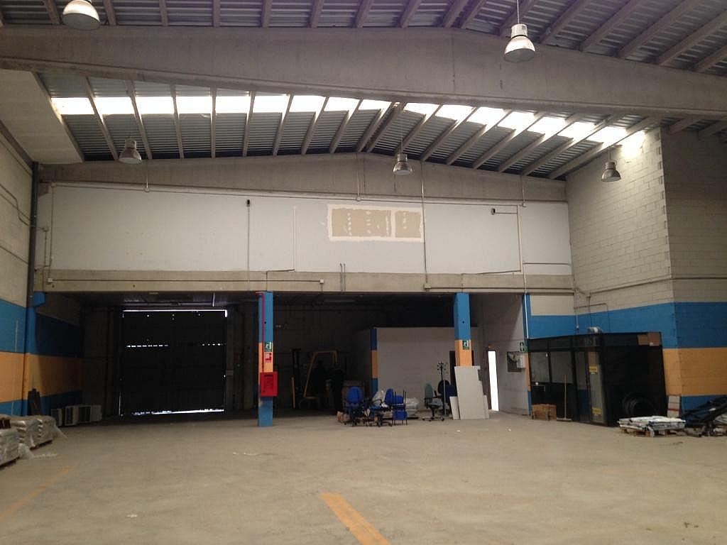 Planta baja - Nave industrial en alquiler en calle Puerto de Navacerrada, Móstoles - 138378546