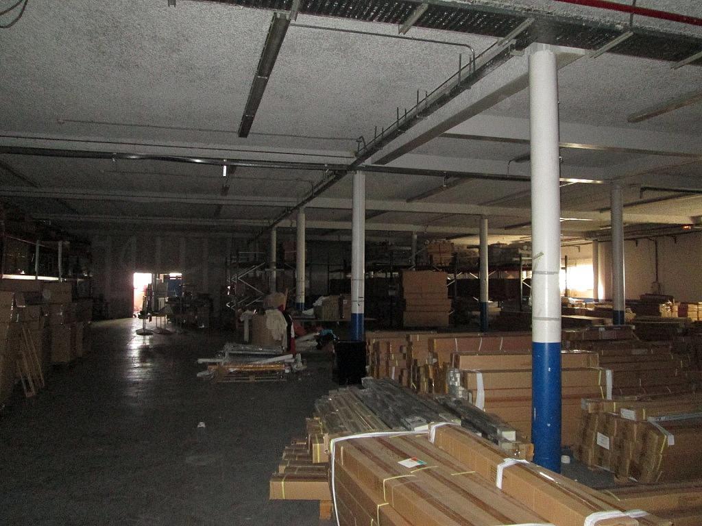 Planta baja - Nave industrial en alquiler en calle Eduardo Torroja, Leganés - 138820155