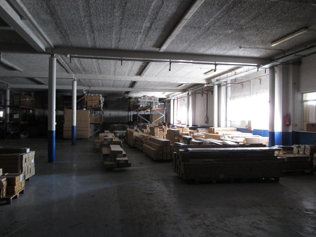 Planta baja - Nave industrial en alquiler en calle Eduardo Torroja, Leganés - 138820162