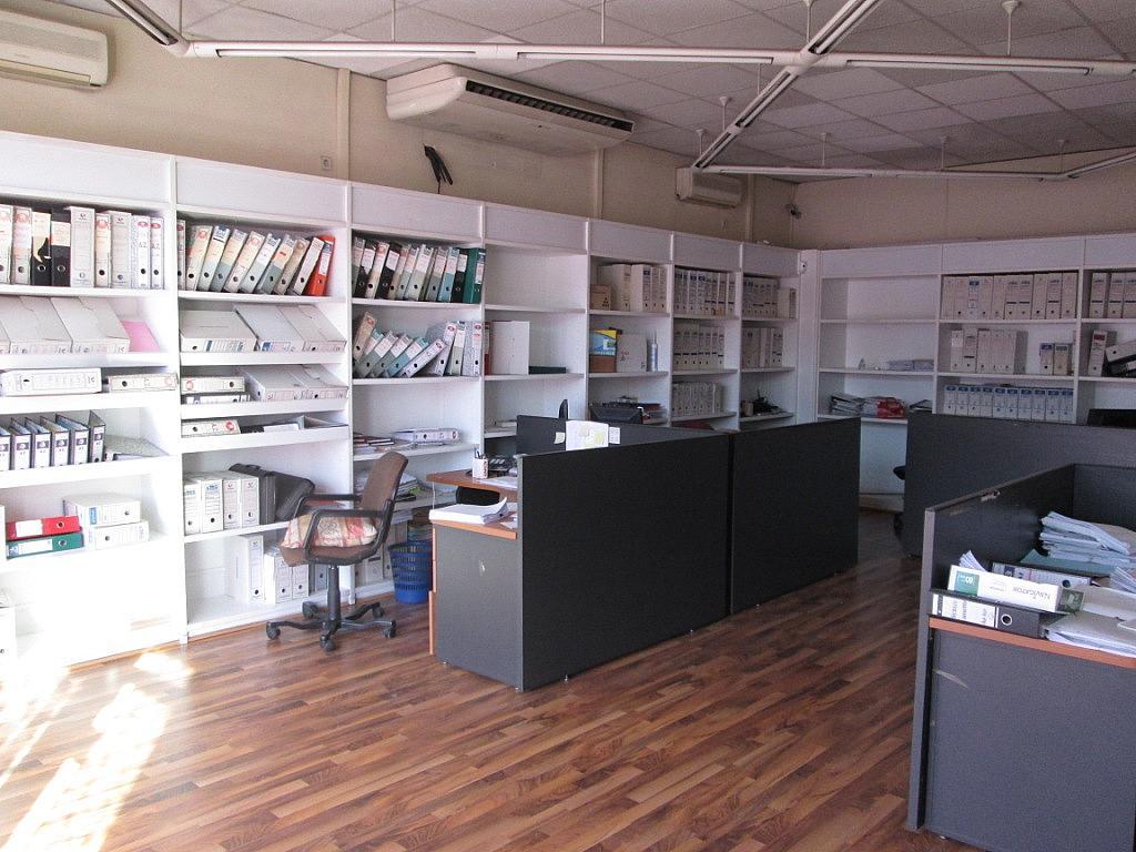 Oficina - Nave industrial en alquiler en calle Eduardo Torroja, Leganés - 138820516