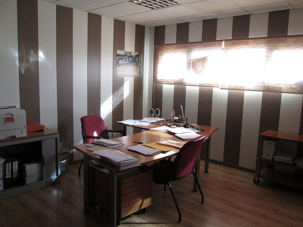 Oficina - Nave industrial en alquiler en calle Eduardo Torroja, Leganés - 138820522