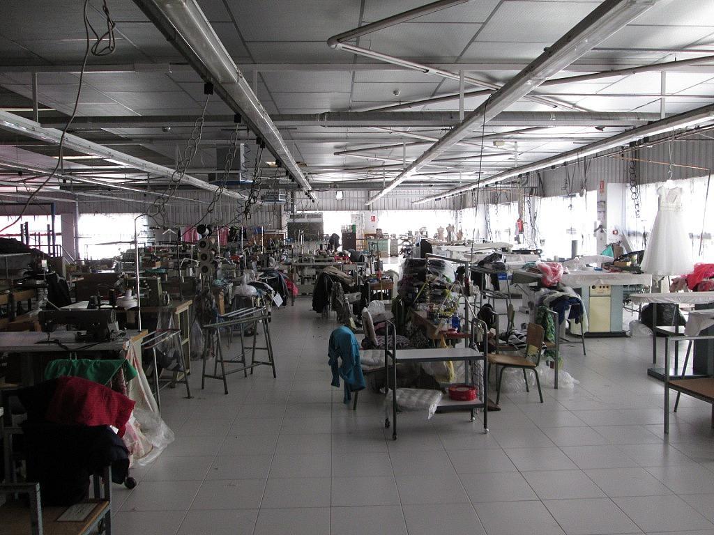 Planta baja - Nave industrial en alquiler en calle Eduardo Torroja, Leganés - 138820642