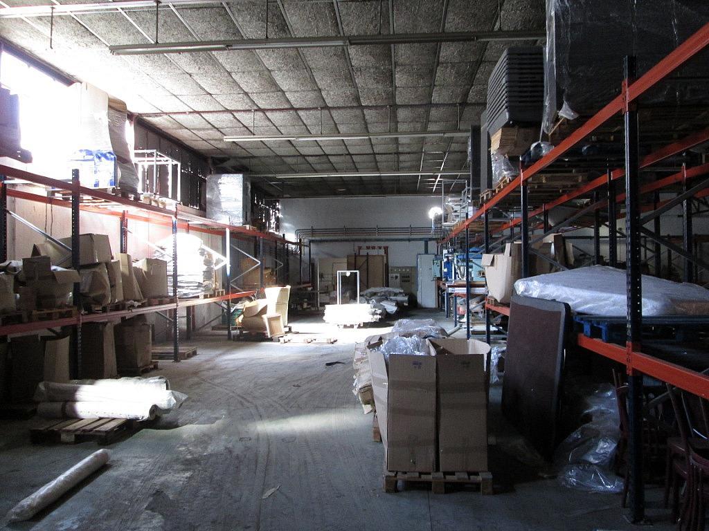 Planta baja - Nave industrial en alquiler en calle Eduardo Torroja, Leganés - 138824740