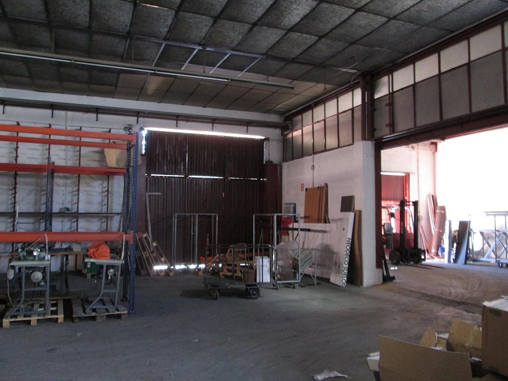 Planta baja - Nave industrial en alquiler en calle Eduardo Torroja, Leganés - 138824748