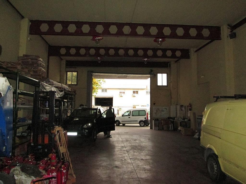 Planta baja - Nave industrial en alquiler en calle Innovacion, Getafe - 140613632