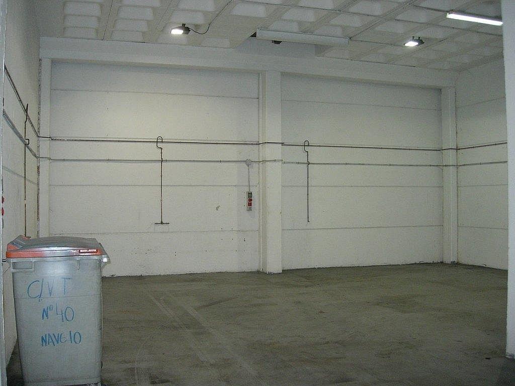 Planta baja - Nave industrial en alquiler en calle Montejo, Villaverde en Madrid - 150894921