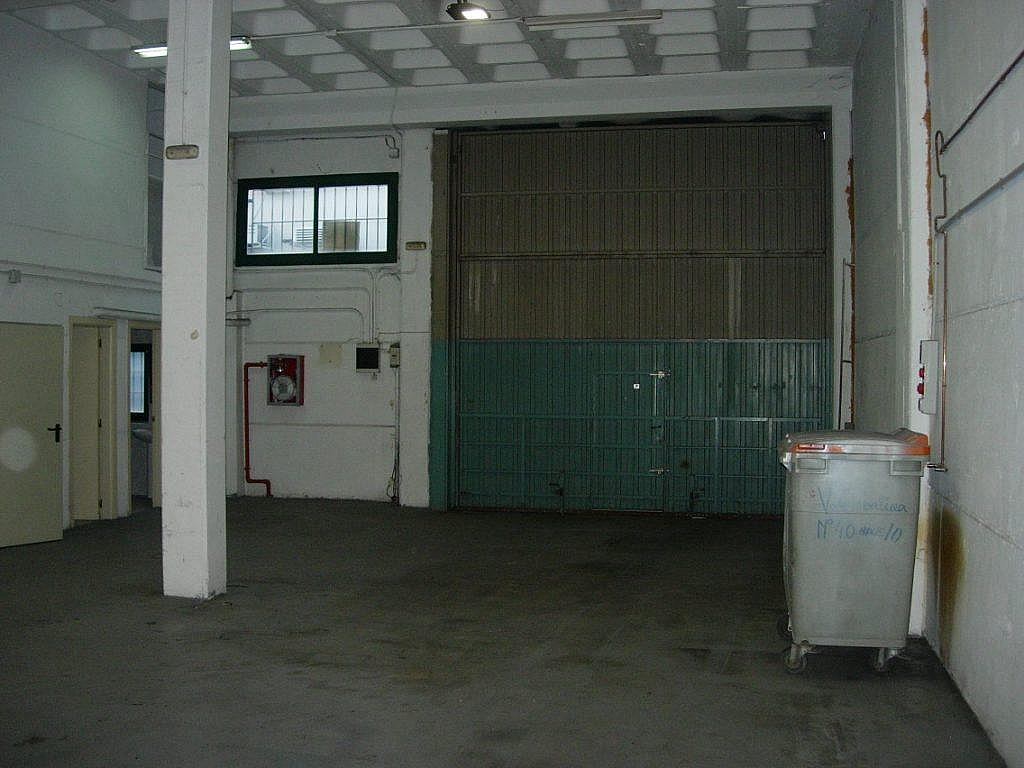 Planta baja - Nave industrial en alquiler en calle Montejo, Villaverde en Madrid - 150894930
