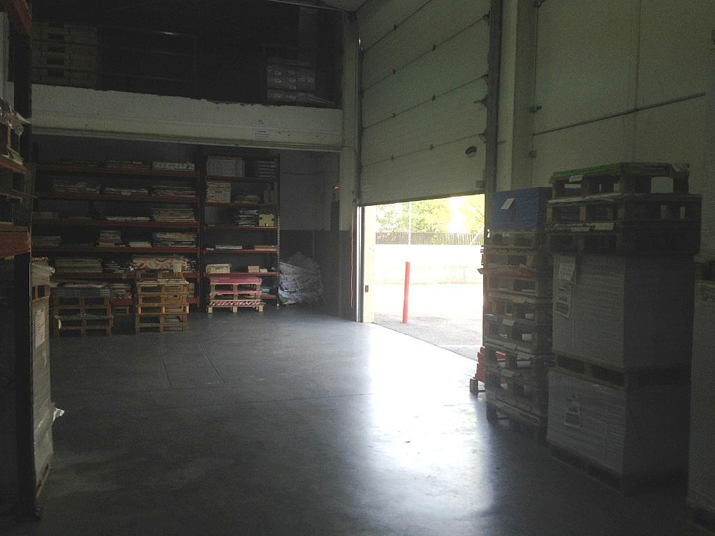 Planta baja - Nave industrial en alquiler en calle Primavera, Leganés - 154596949