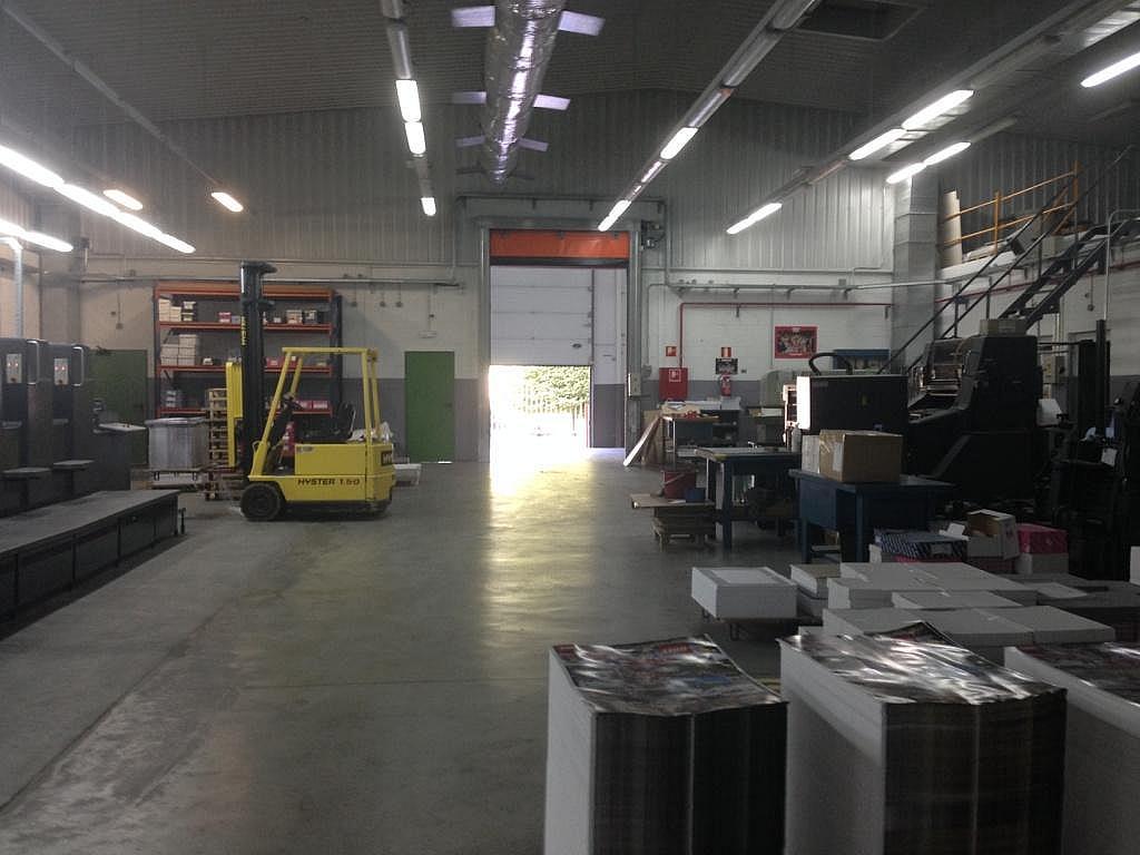 Planta baja - Nave industrial en alquiler en calle Primavera, Leganés - 154596956